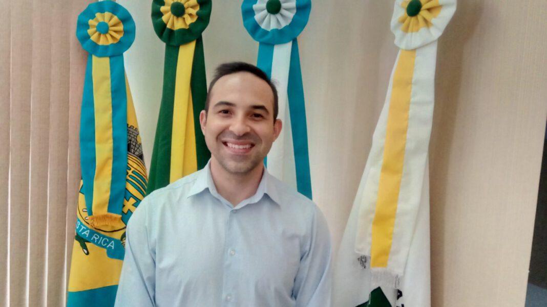 Procurador Geral do Município, Rogério Coelho. Fotos: Silvestre de Castro e Assessoria de Comunicação/PMCR. Reportagem: Silvestre de Castro.