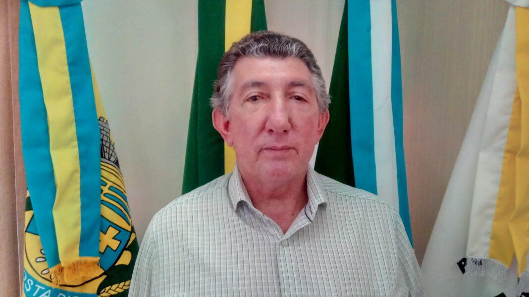 Secretário Municipal de Transportes, Urbanização e Obras Públicas – Penides Garcia Jacinto