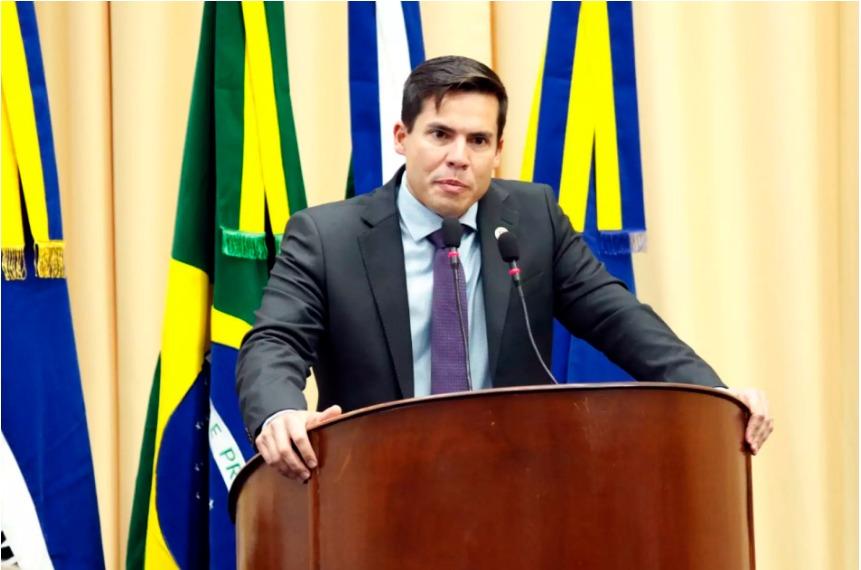Médico, Diogo Castilho estava em jantar com colegas fora do horário permitido. Helio de Freitas (Foto: Divulgação)